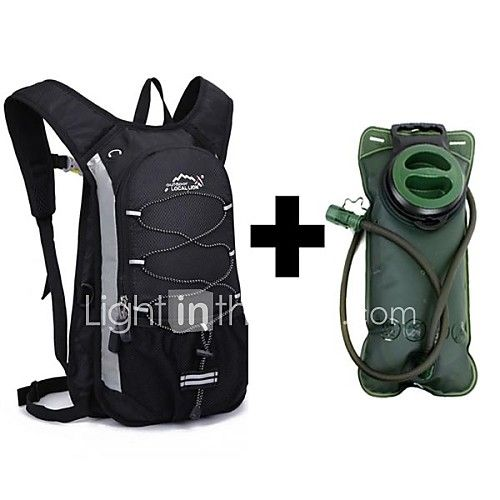 WEST BIKING® Outdoor 12L Polyester Waterproof Breathable Insulation Layer With Water Bag Bicycle Shoulder Backpack - USD $19.99 ! HOT Product! A hot product at an incredible low price is now on sale! Come check it out along with other items like this. Get great discounts, earn Rewards and much more each time you shop with us!