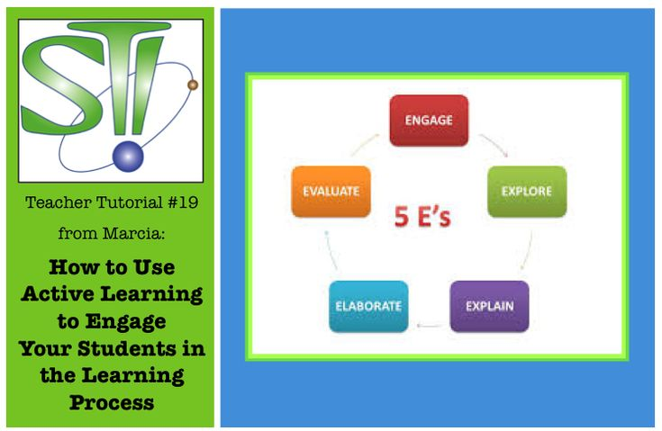 Marcia's Teacher Tutorial #19: How to Use Active Learning to Engage Your Students in the Learning Process