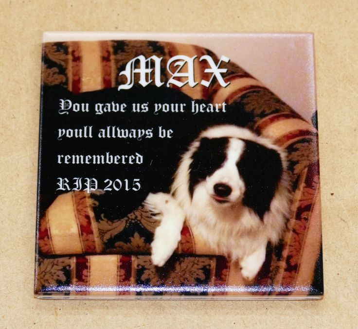 Memorial Tile for exterior use Upload your photo and instructions with your order, Layout emailed to you prior to production