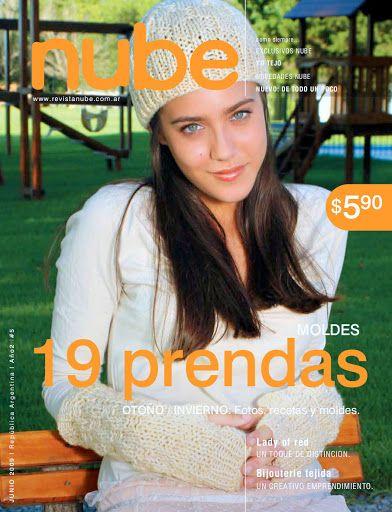 Nube Nº 005 - Melina Tejidos - Picasa Webalbumok