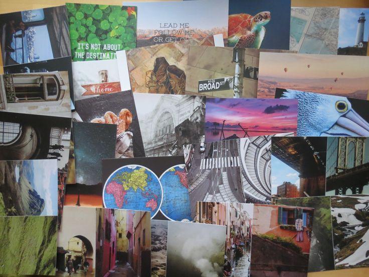 postcards (online)