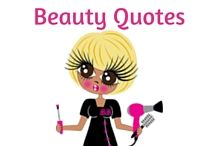 Every Tuesday I share some of my favourite #Beauty quotes over on my Facebook page; www.facebook.com/bebeautifulhairbeauty