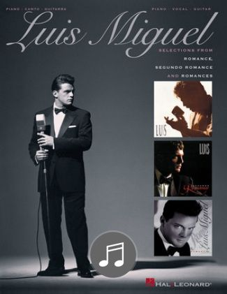 Luis Miguel - Selections from Romance, Segundo Romance, and Romances on Scribd