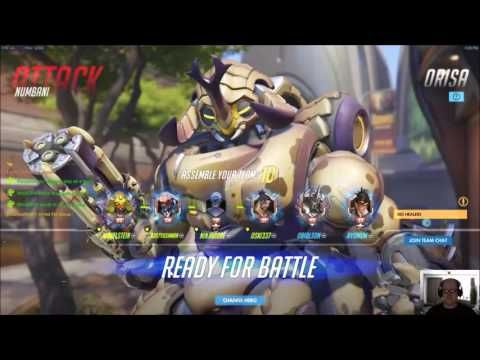 Old Man Gamer   The Best Unknown Finnish Overwatch player ep 16 https://youtu.be/cx5C5c4ae1I