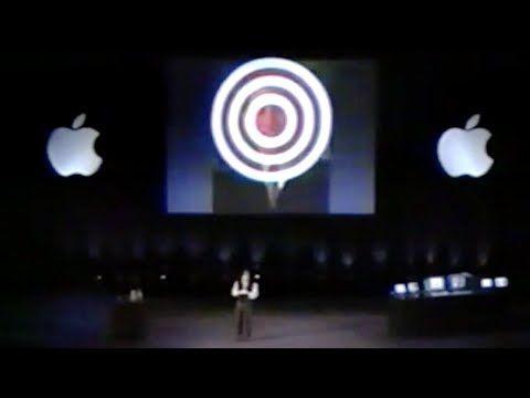Steve Jobs hammers Michael Dell (1997)