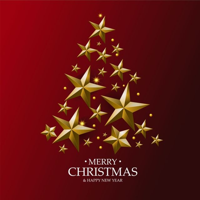 Golden 3d Christmas Star Design Illustration Invitation Snow Flakes Merry Christmas Png And Vector With Transparent Background For Free Download Christmas Star Star Designs Illustration Design