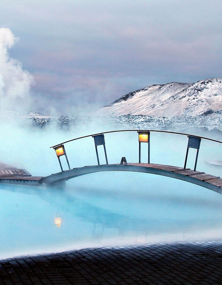 First stop in #Iceland? The Blue Lagoon.