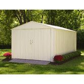 Found it at Wayfair - Mountaineer 10 Ft. W x 20 Ft. D Steel Storage Shed
