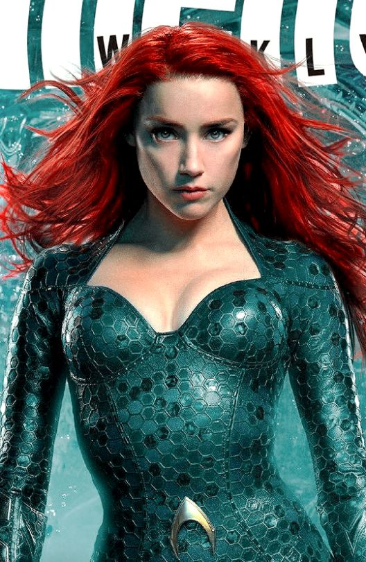 Amber Heard for Entertainment Weekly | Aquaman, Amber ...