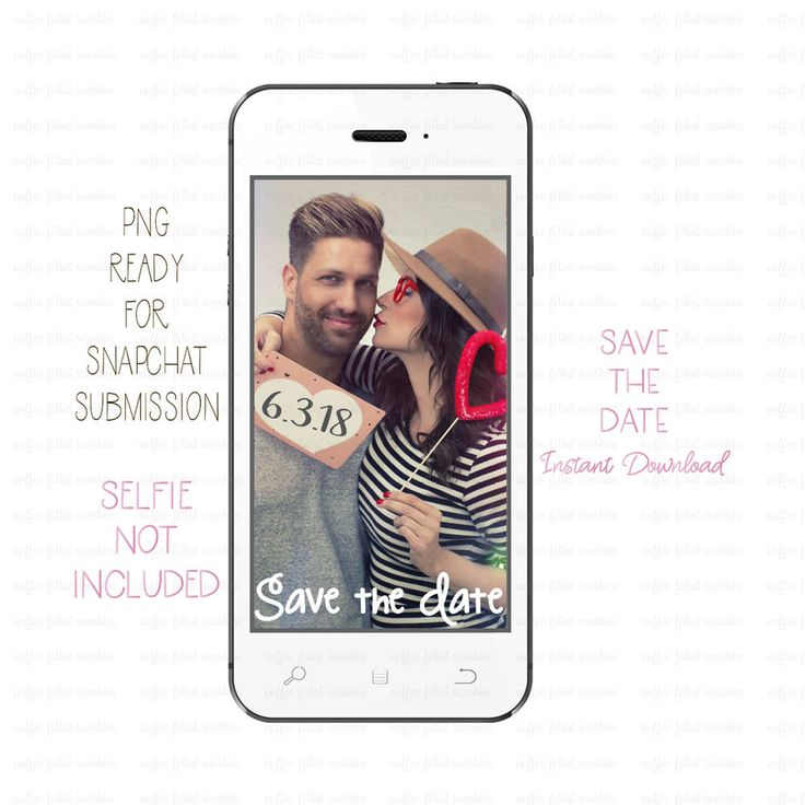 SAVE THE DATE Geofilter, Engagement Geofilter, Instant Download, Snapchat Geofilter, snapchat png, png Geofilter, Selfie Geofilter by CoffeeFilledSunshine on Etsy