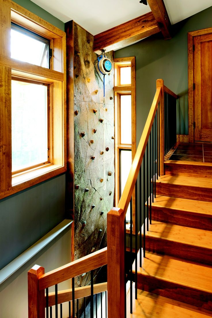 rock climbing wall design ideas for the home - Rock Wall Design