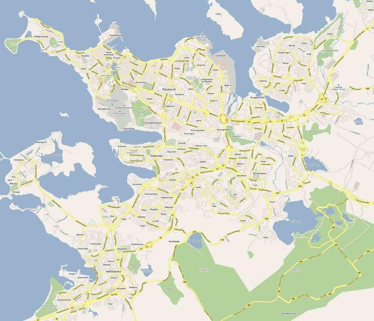 Die Besten Iceland On Map Ideen Auf Pinterest Versteckte - Iceland map world
