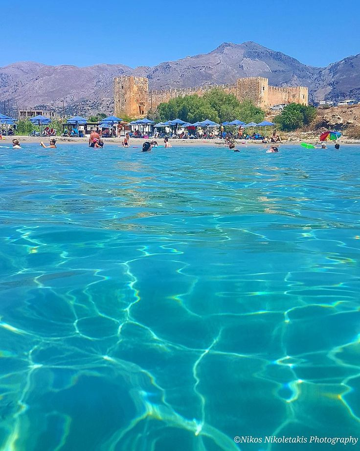 Crete:The amazing waters in Frangokastello beach. The castle was built by theVenetiansin 1371-74 as a garrison to impose order on the rebelliousSfakiaregion to deter pirates and to protect Venetian nobles and their properties. The Venetians named it the Castle of St. Nikitas after the nearby church. The locals however who never saw it in a positive light contemptuously dubbed it Frangokastello meaning the Castle of theFranks.  The legend of Drosoulites the ghosts of Frangokastello  On 17 May…