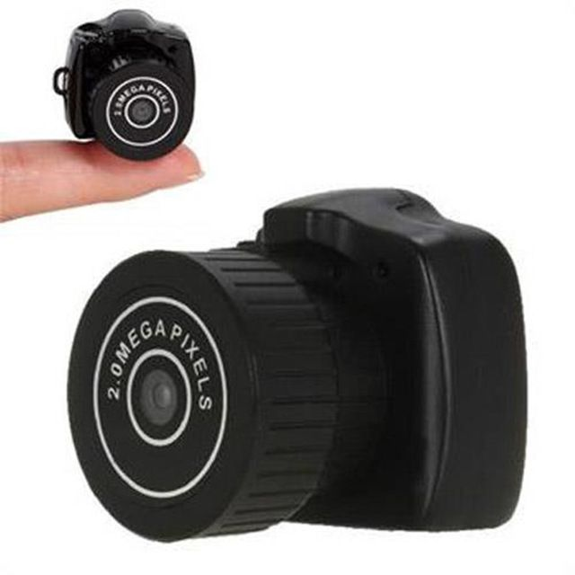 1 x Mini camera+1 X USB cable+1 X Belt HD CMOS 2.0 Mini Camcorder Micro Portable camera Mega Pixel Pocket Video Camera JPG:720P US $52.42 To Buy Or See Another Product Click On This Link  http://goo.gl/EuGwiH