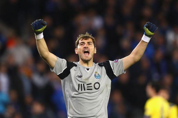 Casillas Dikabarkan Sudah Setuju Gabung DiLiverpool Musim Depan