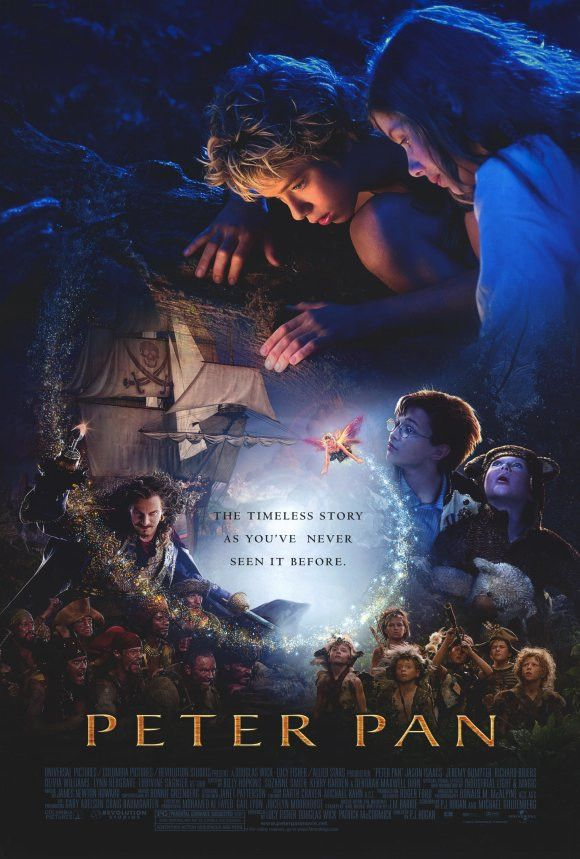 "CAST: Jason Isaacs, Jeremy Sumpter, Rachel Hurd-Wood, Ludivine Sagnier, Olivia Williams, Richard Briers, Harry Newell, Freddie Popplewell; DIRECTED BY: P.J. Hogan; Features: - 27"" x 40"" - Packaged wit"
