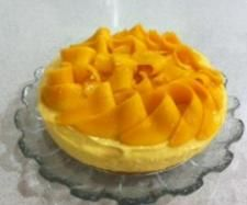 Lime and Mango Cheesecake | Official Thermomix Recipe Community