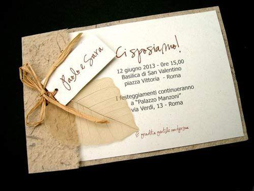 Oltre 20 migliori idee su biglietti di nozze fatti a mano for Inviti per matrimonio