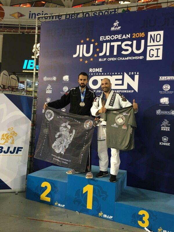 Bruno Pisacane argento agli Open Internazionali di Roma