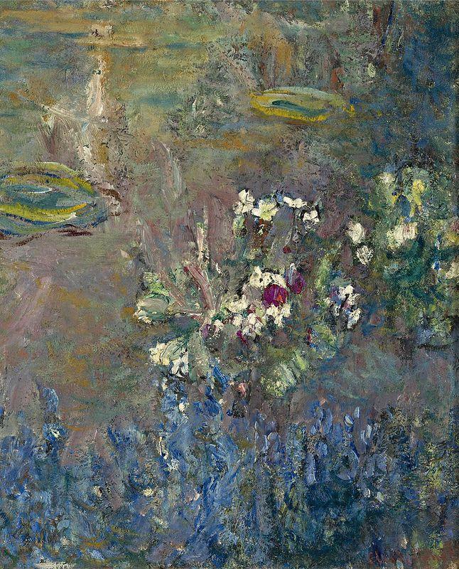 Les Nymphéas ~ Claude Monet