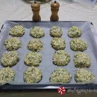 Κολοκυθοκεφτέδες φούρνου