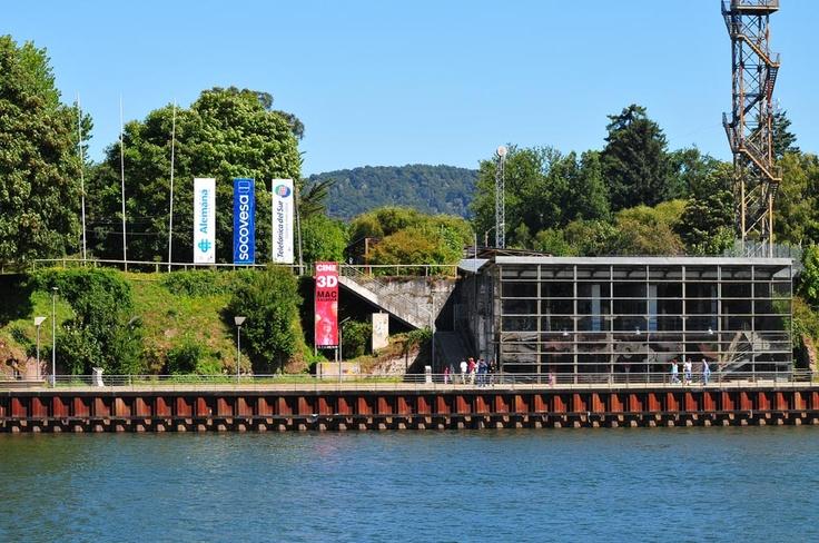 Museo Arte Contemporáneo  Valdivia, XIV región, Chile www.arkcisur.com