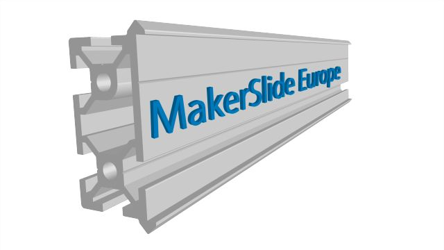 MakerSlide will soon be available at www.makerslideeurope.com Please sign up to the Mailing List to be notified when it is in stock. **Update: 2m Lengths are available for UK residents please see here for more infomation** What is MakerSlide? MakerSlide ...