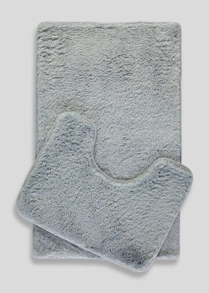 Beldray Memory Foam Bath & Pedestal Mat