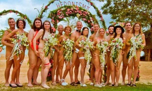 Club de playa desnuda jamaica