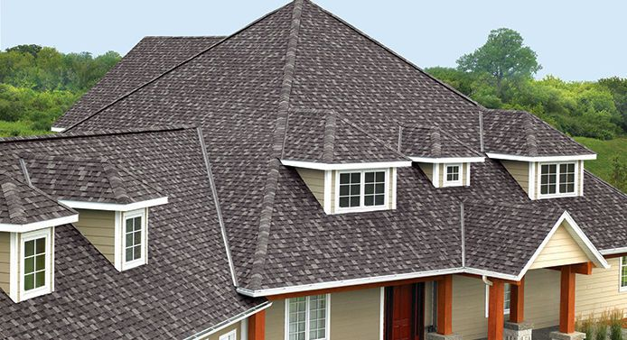 Best Asphalt Shingle Roofing Cambridge Ir Iko House 400 x 300