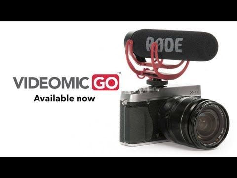 Rode VideoMic GO Testbericht: Kameramikrofon als Leichtgewicht - http://www.delamar.de/test/rode-videomic-go-testbericht/?utm_source=Pinterest&utm_medium=post-id%2B24499&utm_campaign=autopost