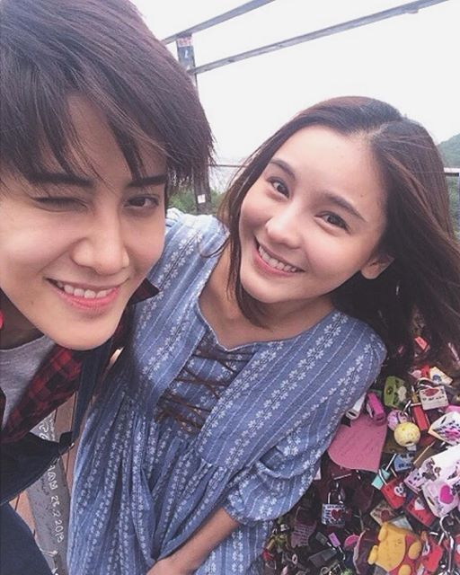 Aom Sushar Manaying x Mike D Angelo