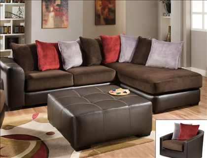Shop For Albany Industries 2 Piece Sectional, And Other Living Room  Sectionals At Furniture Plus In Wausau, Stevens Point And Wisconsin Rapids,  Wisconsin. Part 68