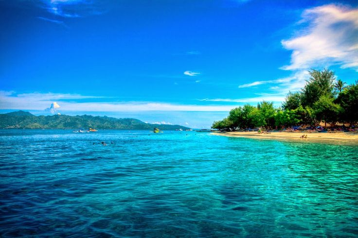 A Place to Visit: Gili Trawangan Lombok  pined from http://goo.gl/xErHXt