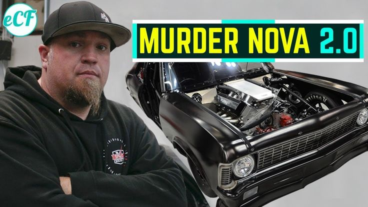Here's all details about Shawn Ellington's long-anticipated car, New Murder Nova