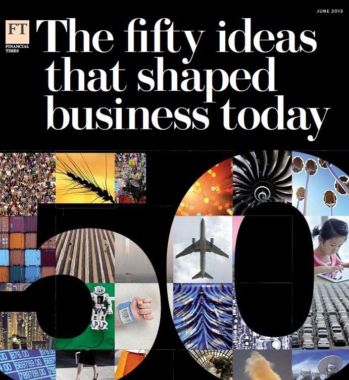 Financial Times: 50 Top Business Ideas