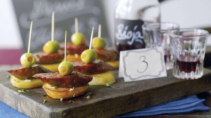 Wypróbuj przepis Kuchni Lidla na chorizo z ziemniakami - doskonałe danie kuchni hiszpańskiej!