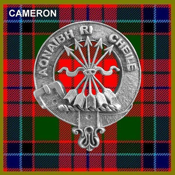 17 Best images about Cameron clan on Pinterest | Genealogy ...