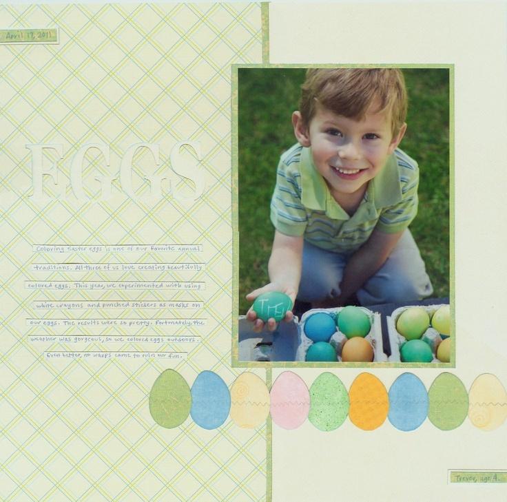 Eggs - Scrapbook.com