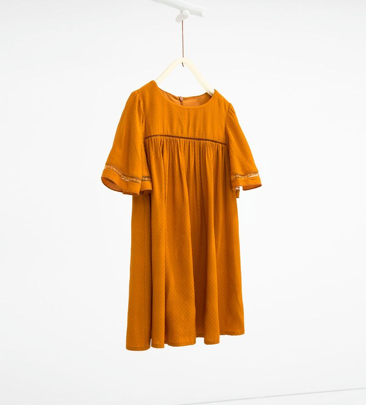 Image 2 of Yoke dress from Zara