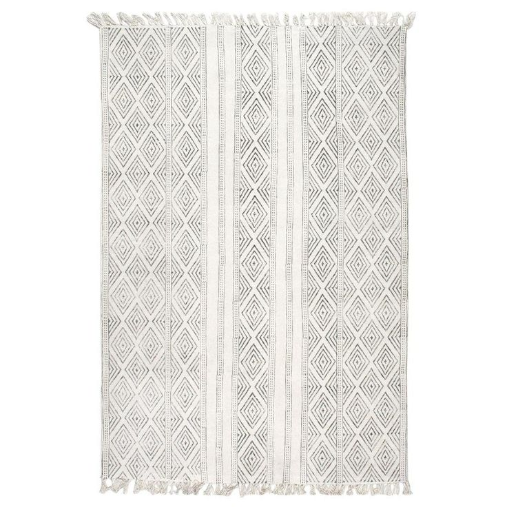 nuLOOM Olvera Off White 8 ft. 6 in. x 11 ft. 6 in. Area Rug - RACH07A-860116 - The Home Depot