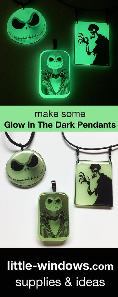 Many ways to have fun with Brilliant Resin + glow in the dark powder, using images on Clear Photo Film, stickers, or paint. Casting and doming ideas & how-to's.