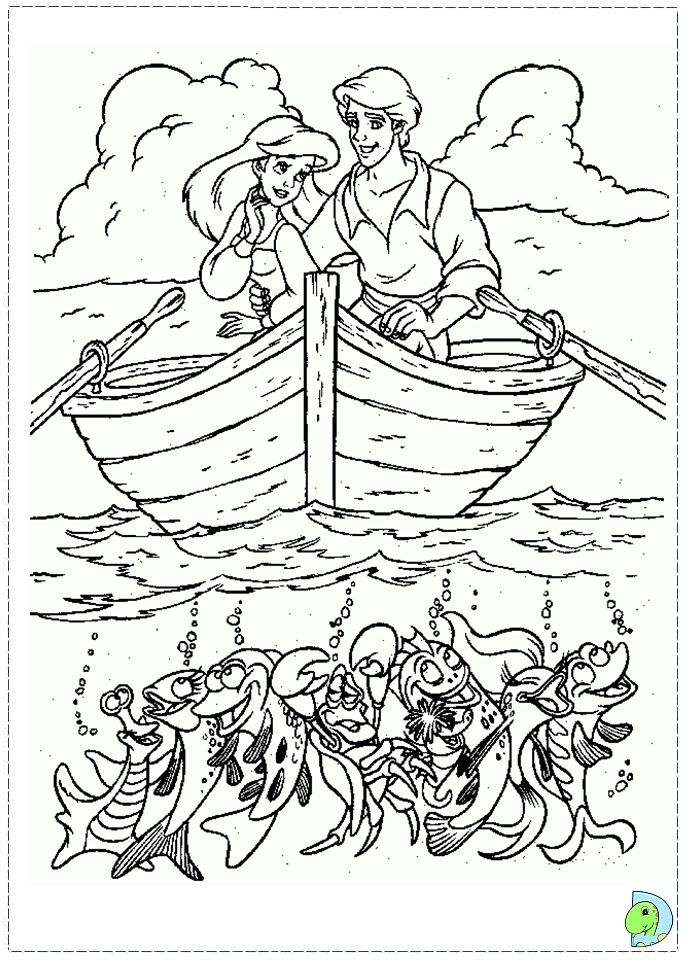 130 best ARIEL images on Pinterest Drawings Coloring sheets and