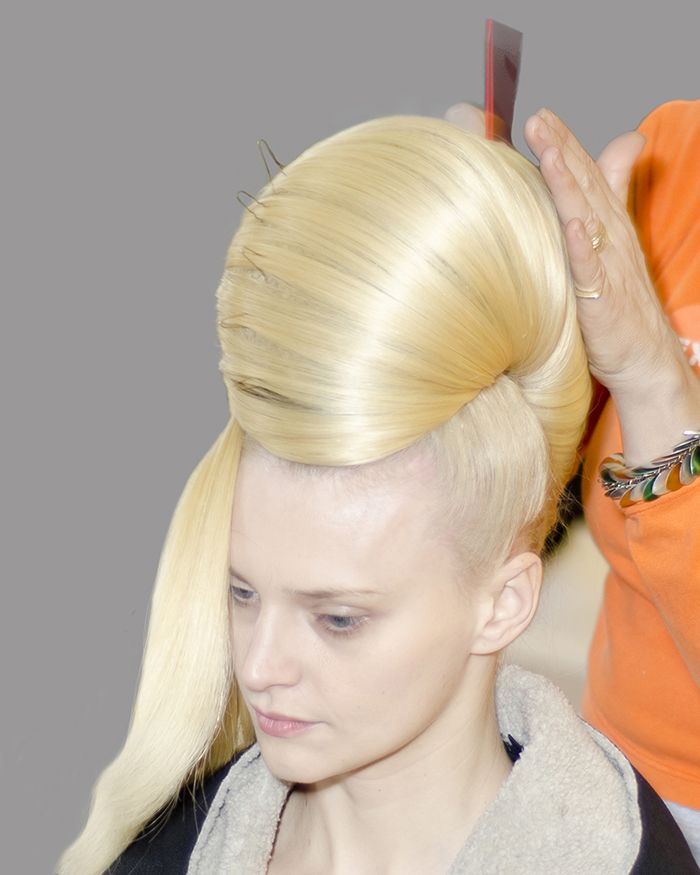 HOW-TO: Hair Bow Updo by Anne Veck