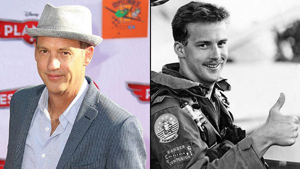 Great Balls of Fire! Anthony Edwards Reveals Inspiration for His 'Top Gun' Call Sign
