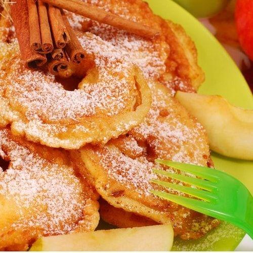 La  ricetta delle frittelle di mele [video]