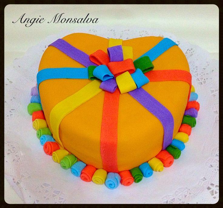 Torta aniversario