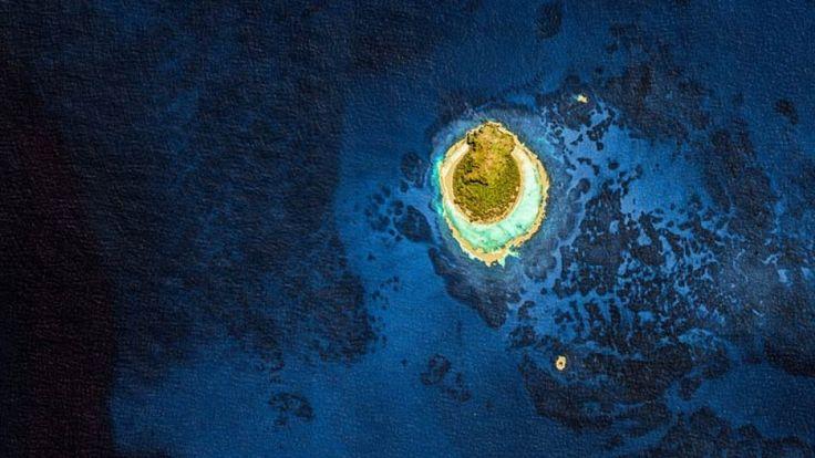 Les plus belles photos satellite de la Terre selon Google