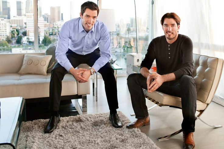 Property Brothers ... Drew Scott and Johnathon Scott
