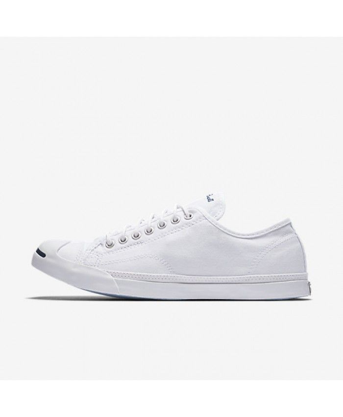 Converse Jack Purcell Low Profile White 146430C 100
